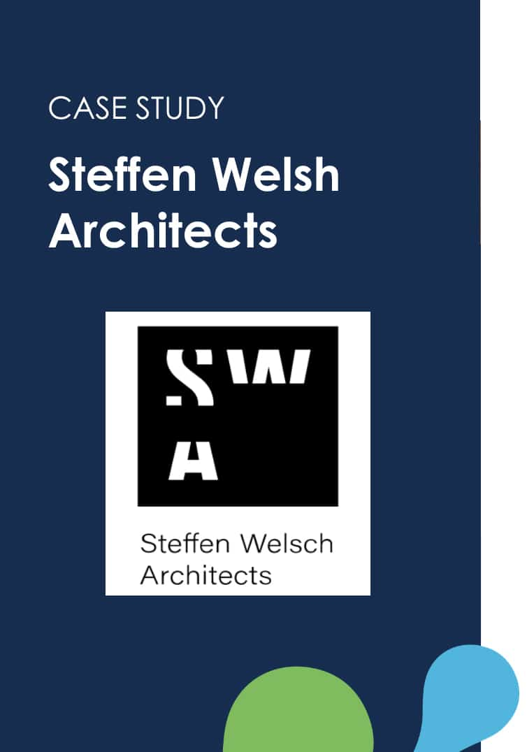 steffen welsh architects case study for swag bookkeeping